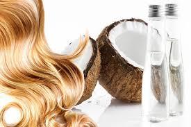 huile de coco et soins des cheveux