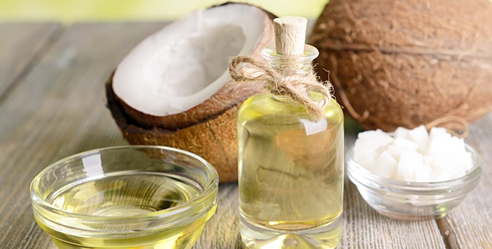 huile de coco bio pour la cuisine